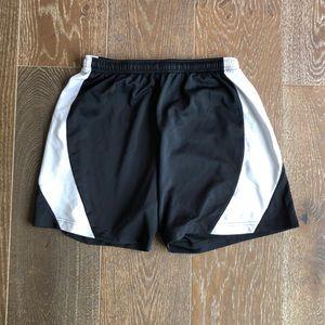 Black Short Shorts